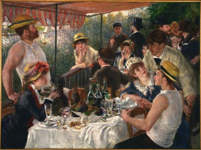 Pierre-Auguste Renoir, Luncheon of the Boating Party